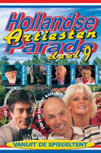 Hollandse Artiesten Parade deel 9