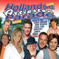 Hollandse Artiesten Parade deel 2 2CD