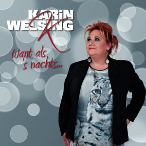Karin Welsing-Want als 's nachts.....